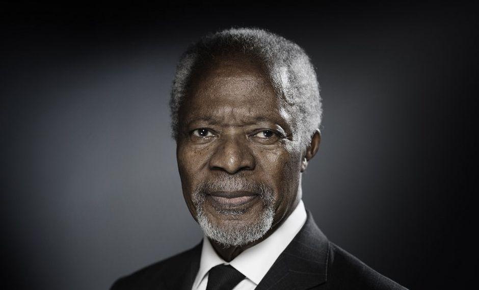 Annan fue secretario general de la ONU hasta diciembre de 2006.(Foto: AFP)