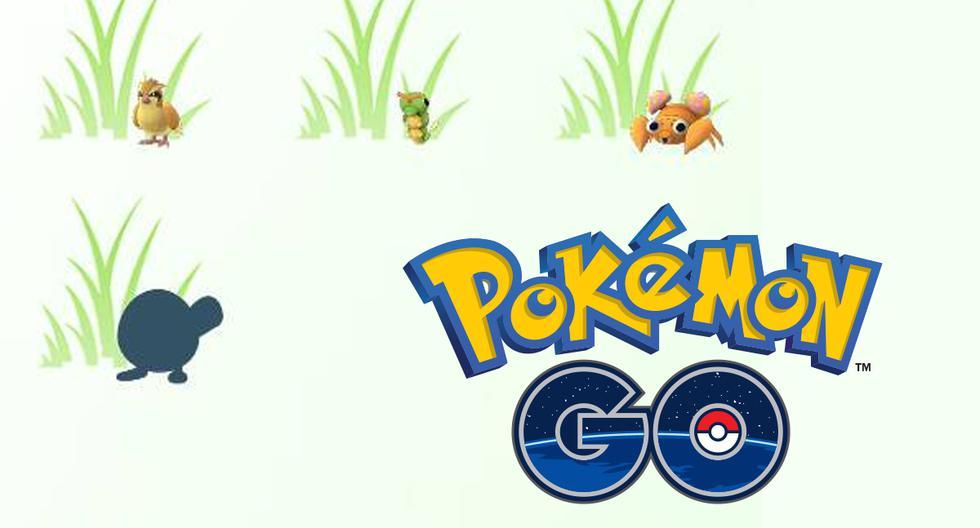 Algunos usuarios ha reportado que han empezado a aparecer criaturas en sombra como si no los tuvieras en tu Pokédex. (Foto: Nintendo)