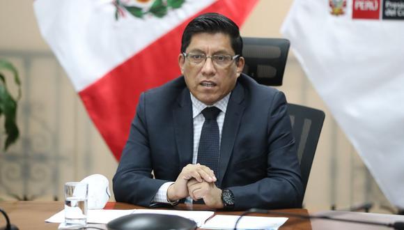 Vicente Zeballos asumió la presidencia del Consejo de Ministros en octubre del 2019. (Foto: PCM)