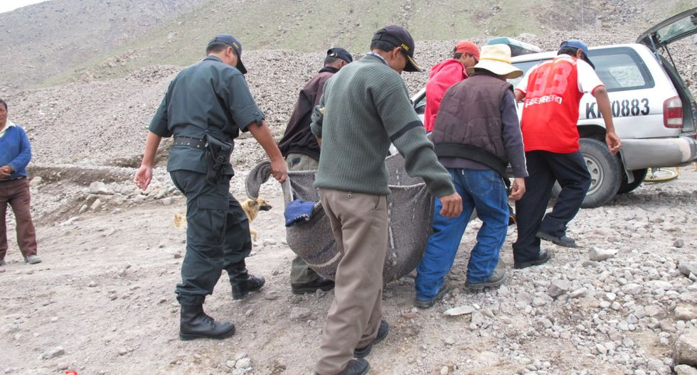 Cadáver de suboficial fue hallado en inmediaciones del río Perené. (Foto: GEC/Referencial)