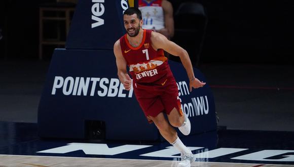 Facundo Campazzo es una de las grandes razones del crecimiento de la audiencia latina en el NBA League Pass