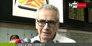 Gregorio Pérez lamenta eliminación de la Copa Libertadores
