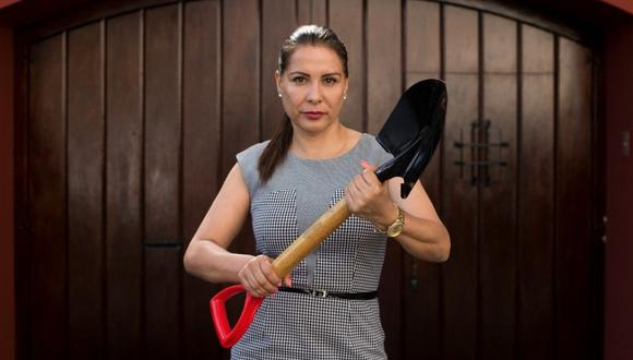 El caso de la omisión de sentencia en la hoja de vida de Mónica Saavedra será investigada por una fiscalía común. (Foto: Leandro Britto Ramírez | El Comercio)