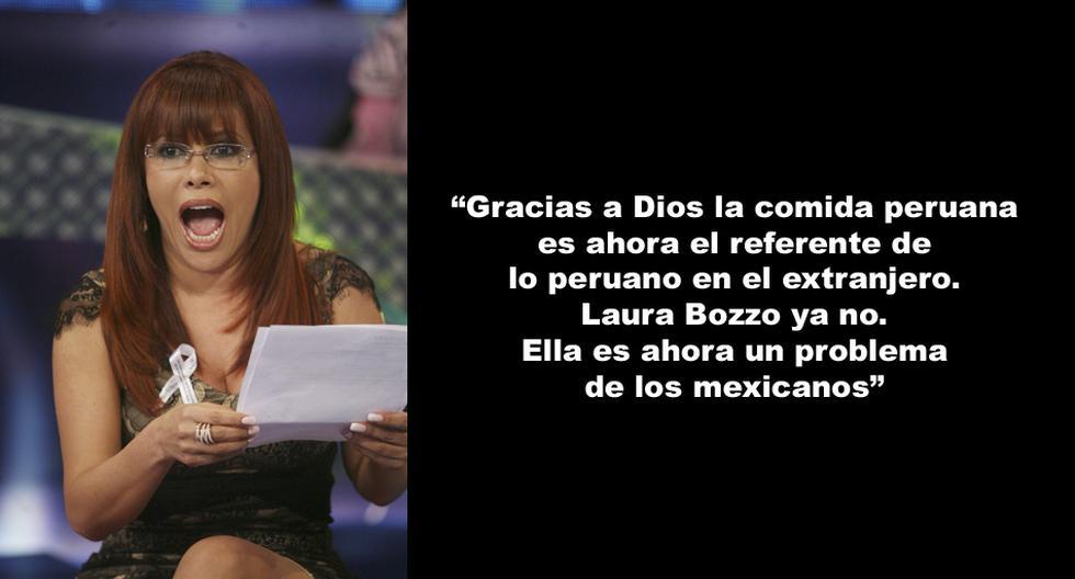Las frases que dejó Magaly Medina en su regreso a la televisión - 1