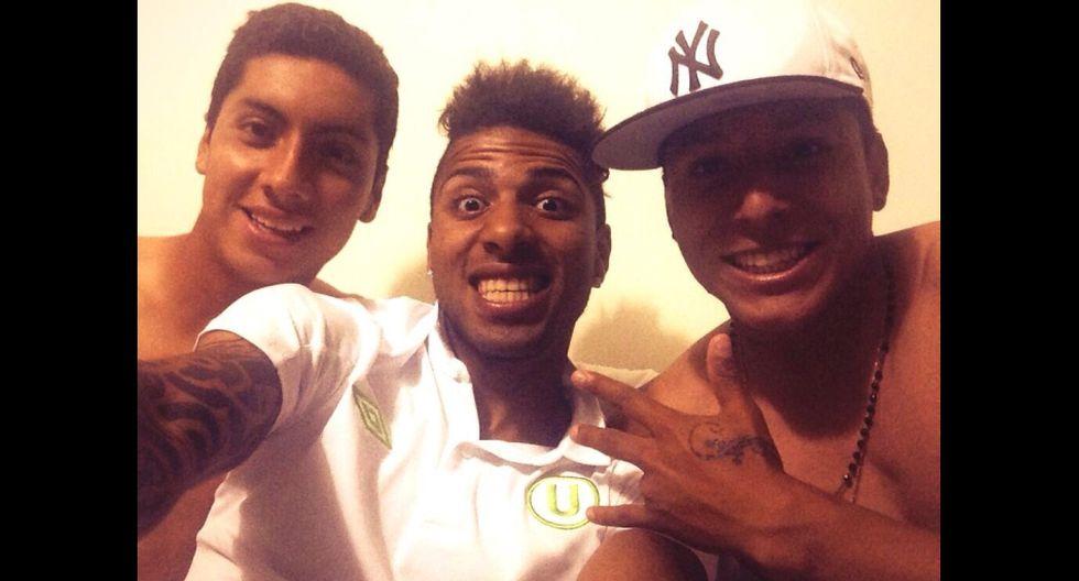 De Ruidíaz a Pizarro: los 'selfies' de los jugadores peruanos - 2