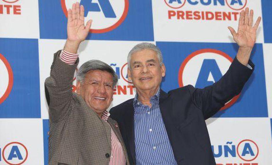 Villanueva: César Acuña contribuirá a construir un país moderno