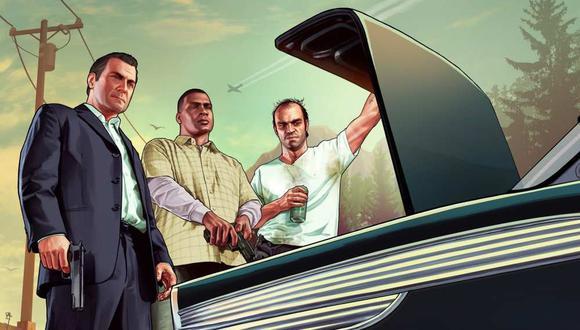 Grand Theft Auto se caracteriza por su mundo abierto y la enorme cantidad de cosas que puedes hacer en la gran ciudad. (Foto: Grand Theft Auto)