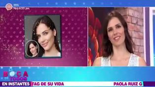 """Maju Mantilla y su deseo de pertenecer al elenco de """"Princesas"""""""