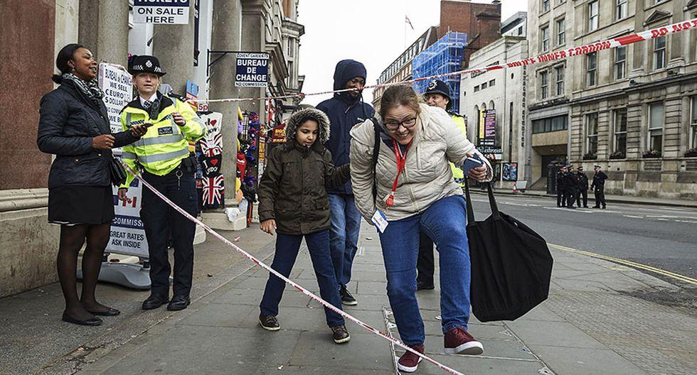 Calma en Londres al día siguiente del ataque terrorista - 3