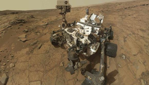 ¿Marte tenía vida? Curiosity halla metano y químicos orgánicos