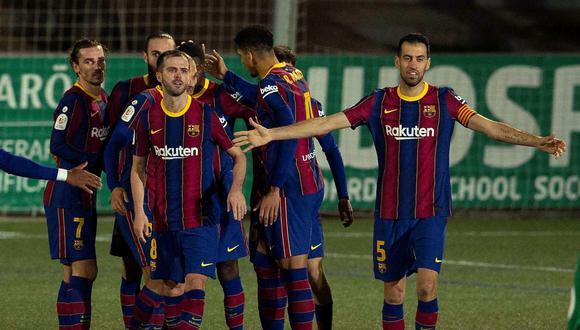 Problemas en Barcelona para duelo contra Granada (Foto: EFE)