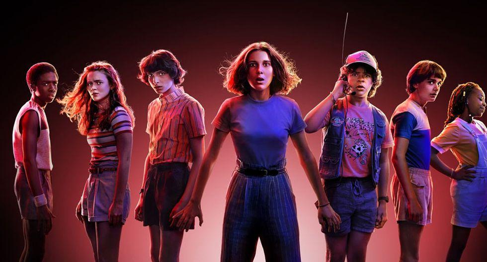 Stranger Things saldrá de Hawkins en la temporada 4 (Foto: Netflix)