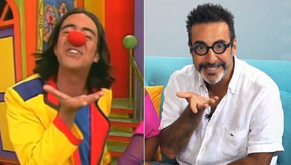 Carlos Carlín intentó revivir a 'Tony' de Patacláun.