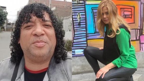 """Carlos Vílchez sobre regreso de Gisela Valcárcel a la TV: """"Siempre vamos a dar competencia"""". (Foto: @mitiovilchezoficial/@giselavalcarcelperu)"""