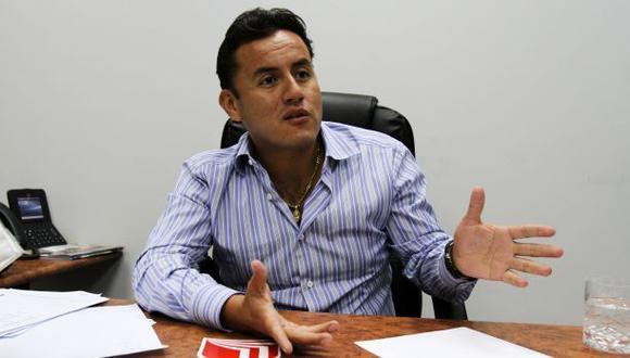 Richard Acuña confirmó candidatura a la presidencia de la FPF