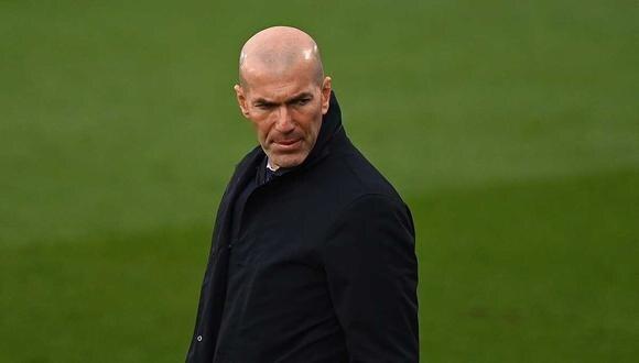 El técnico francés fue consultado sobre la creación de la Superliga Europea antes del partido de Real Madrid contra Cádiz. (Foto: AFP)