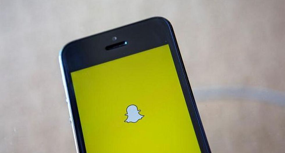Snapchat prevé salir en Bolsa en marzo próximo