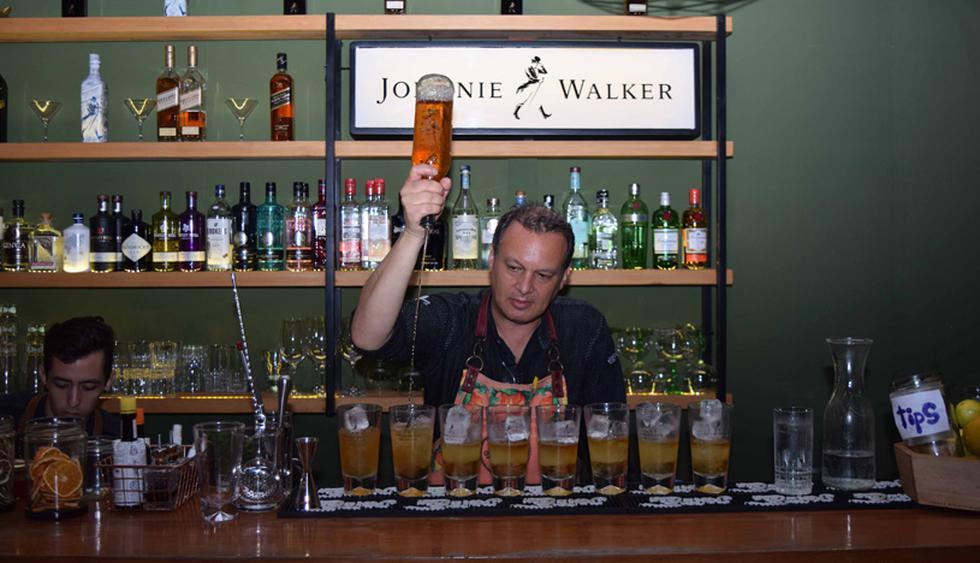 El concepto highball engloba una serie de cócteles preparados a base de whisky. (Foto: Difusión)