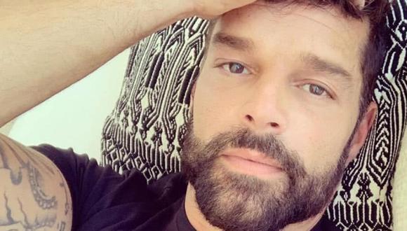 Ricky Martin recibirá homenaje el 17 de enero por su obra filantrópica. (Foto: @rickymartin).
