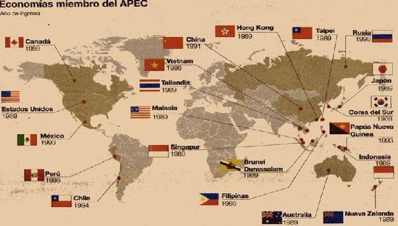 Estas serán las propuestas del Perú ante la APEC