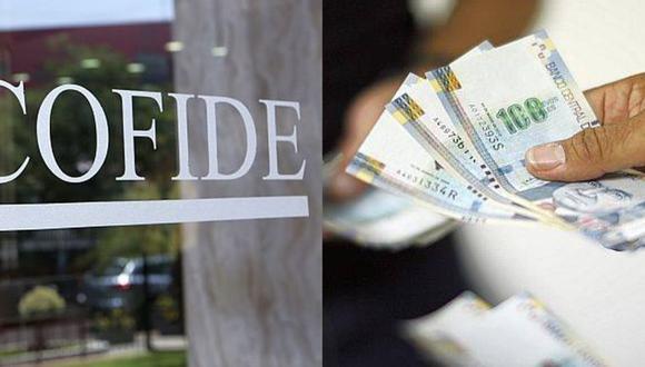 El dinero sería canalizado a las distintas entidades que conforman el sistema financiero a través de la Cofide. (Fotos: Cofide/GEC)