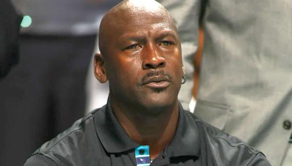 Michael Jordan habría perdido cerca de 500 millones de dólares por la pandemia del coronavirus. (Foto: EFE)