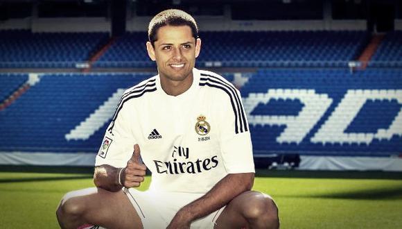 'Chicharito' Hernández: el fichaje terrenal del Real Madrid