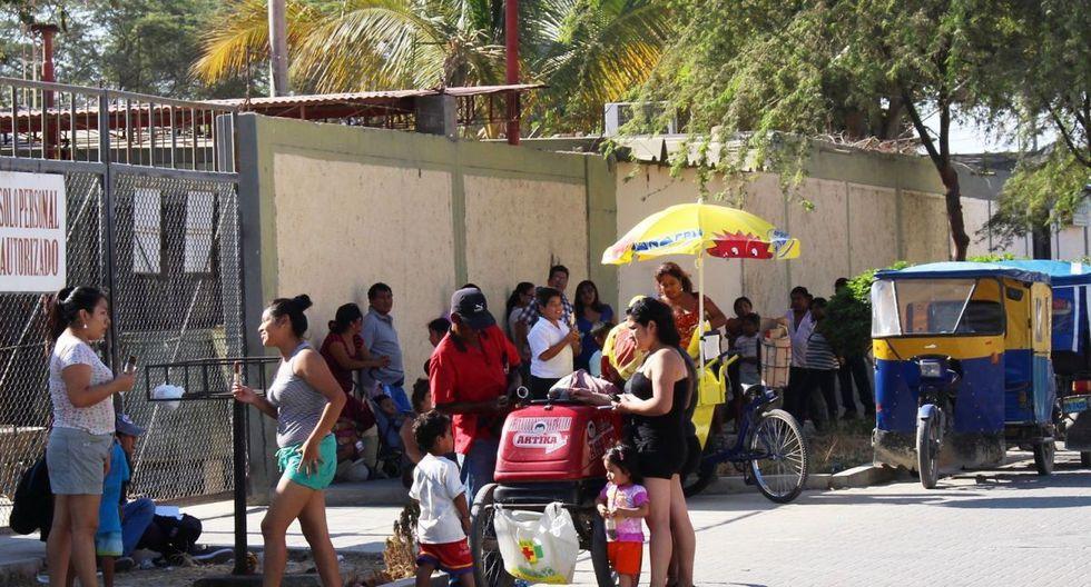 Las localidades de Piura registran altas temperaturas en lo que va de enero. (Imagen referencial/Archivo GEC)