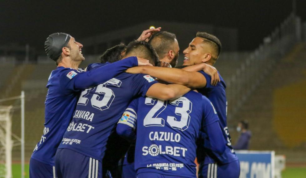 Sporting Cristal vs. Cienciano: las imágenes del partido por la Fase 2 de la Liga 1 | Foto: @LigaFutProf