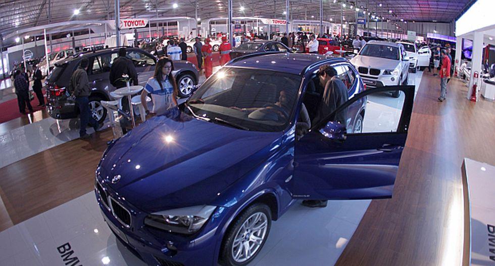 Las ventas del sector automotor se redujeron XX en febrero. (Foto: El Comercio)