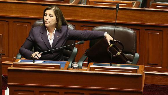 """Eda Rivas: """"Se ha exagerado con el tema de Nadine Heredia"""""""
