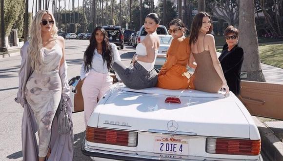 El clan Kardashian se muestra unido en el cumpleaños de Kourtney Kardashian. (Foto: @kourtneykardash)