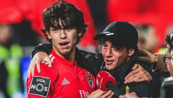 Joao Félix tiene solo 19 años. (Foto: Benfica)