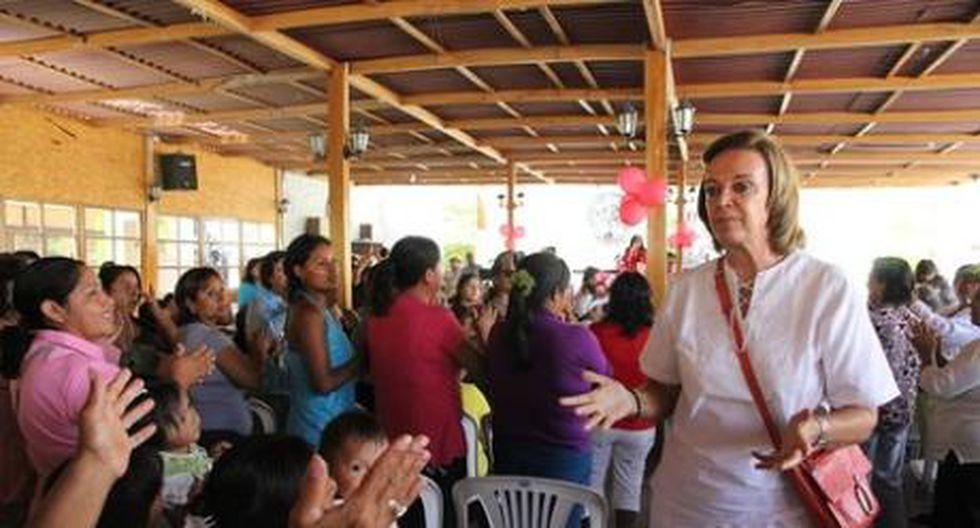 Luisa María Cuculiza se pronunció luego que el TC decidiera por mayoría que Keiko Fujimori no debe seguir cumpliendo prisión preventiva. (Foto: GEC)