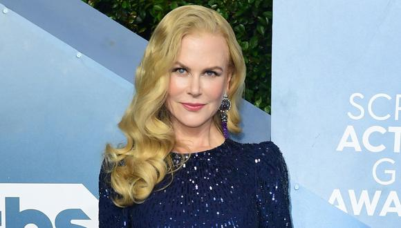 "Nicole Kidman apostará de nuevo por las series con ""Things I Know to Be True"". (Foto: AFP/Frederic J. Brown)"