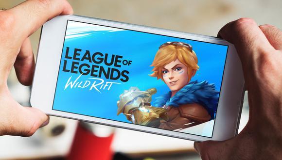 League of Legends: Wild Rift. (Foto: Rawpixel)