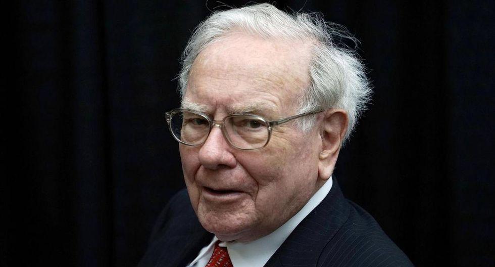 En el tercer lugar se ubica el inversor Warren Buffet. Cuenta con una fortuna de US$82.500 millones y también mantuvo su posición desde el año pasado.