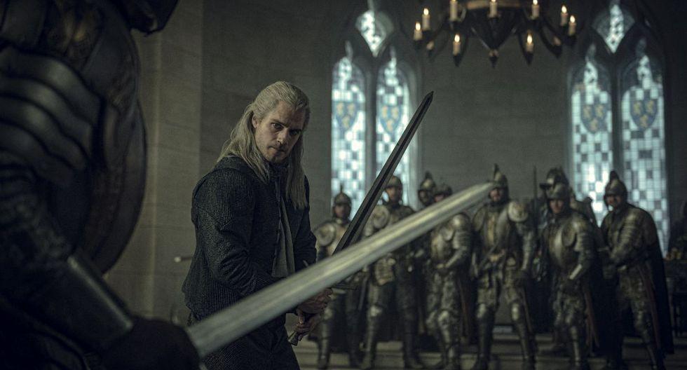 Henry Cavill interpreta a un cazador de monstruos llamado Geralt de Rivia. (Foto: Netflix)