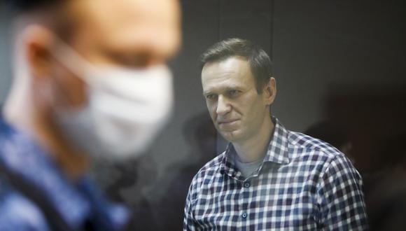 Alexei Navalny, líder opositor ruso de 44 años. (Foto: Reuters)