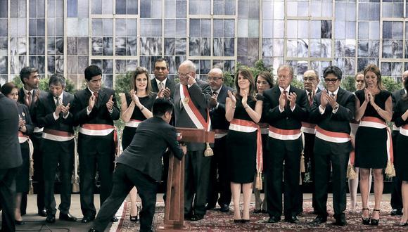 Se esperaba un gabinete que fuese lo suficientemente potente como para revertir la crisis política generada por el indulto a Fujimori. No parece ser el caso. (Foto: Piko Tamashiro)