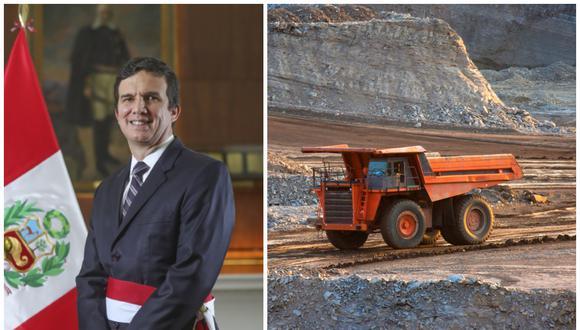 La inversión minera cerraría este año en US$4.800 mlls., por debajo del nivel alcanzando en el 2018. (Foto: PCM | Archivo)