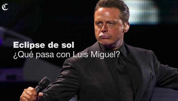 Luis Miguel: los momentos que marcaron el ocaso del 'Sol'