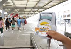 Transporte público: implementación del sistema de pagos con tarjeta única continuará en Lima y Callao