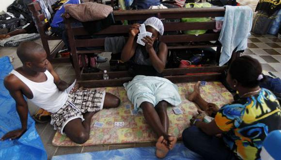 Brasil: cerrarían frontera con Perú por inmigración haitiana