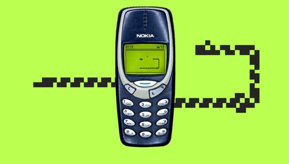 ¿Sabías cómo finaliza 'Snake', el clásico juego de los celulares Nokia? (Foto: TabbloidX)