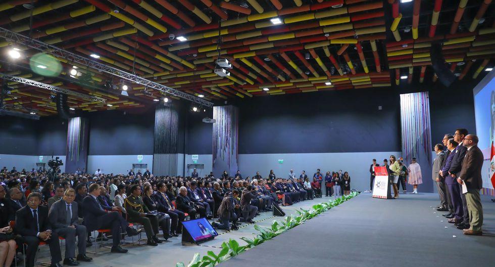 El Ministerio de Desarrollo e Inclusión Social (Midis) declaró de interés nacional la VIII Semana de la Inclusión Social. (Foto: Andina)