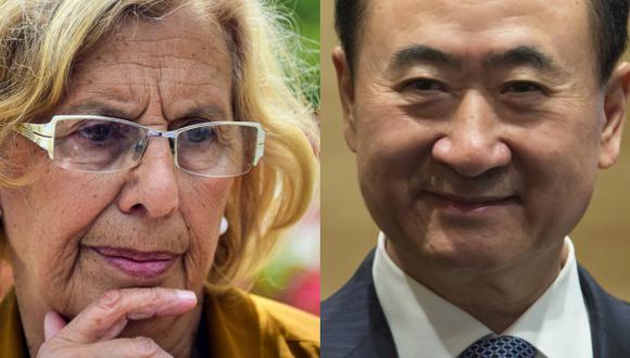 Madrid: ¿Por qué se enfrentan la alcaldesa y el chino más rico?