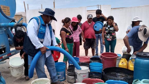 Dicha entrega se oficializó a través del Decreto de Urgencia N°084-2021 publicado en el diario oficial El Peruano. (Foto: OTASS)