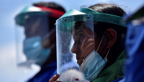 Coronavirus en Colombia | Últimas noticias | Último minuto: reporte de infectados y muertos hoy, miércoles 21 de octubre del 2020 | Covid-19 | (Foto: EFE/Ernesto Guzmán/).