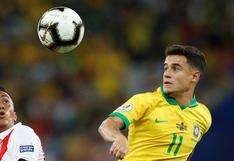 Brasil, rival de Perú, anunciará este viernes la lista de convocados para las Eliminatorias